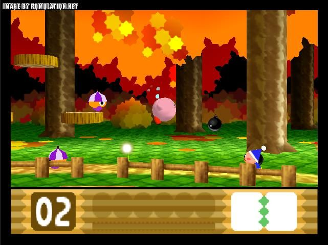 Kirby 64 The Crystal Shards best n64 games